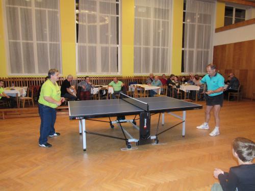 Exhibice ve stolním tenise - 16.12.2017