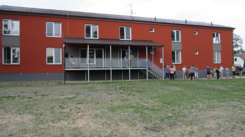 Slavnostní otevření Komunitního bydlení pro seniory - 1.6.2018