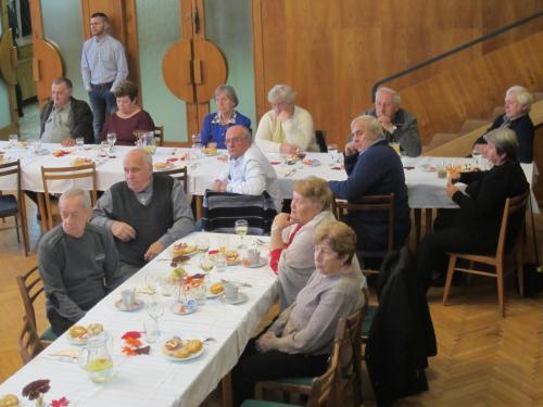 Setkání starší generace - 9.11.2019