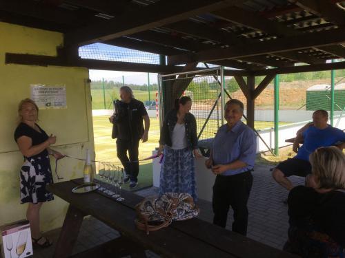 Slavnostní otevření Víceúčelového hřiště při ZŠ Razová - 4.6.2021