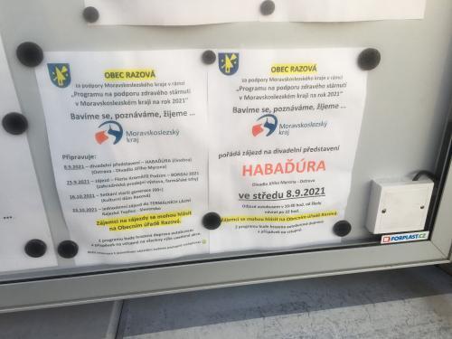 Divadlo Jiřího Myrona - Habaďúra 8.9.2021