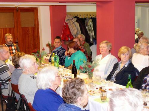 Setkání seniorů 21.11.2015
