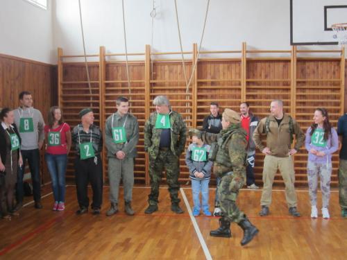 Retro střelby ze vzduchovky - 25.2.2017