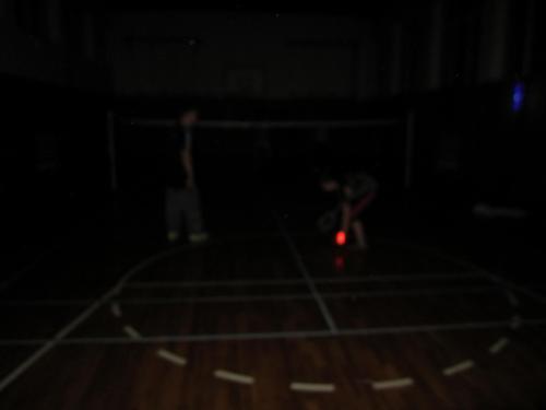 Noční turnaj v badmintonu - 25.11.2017